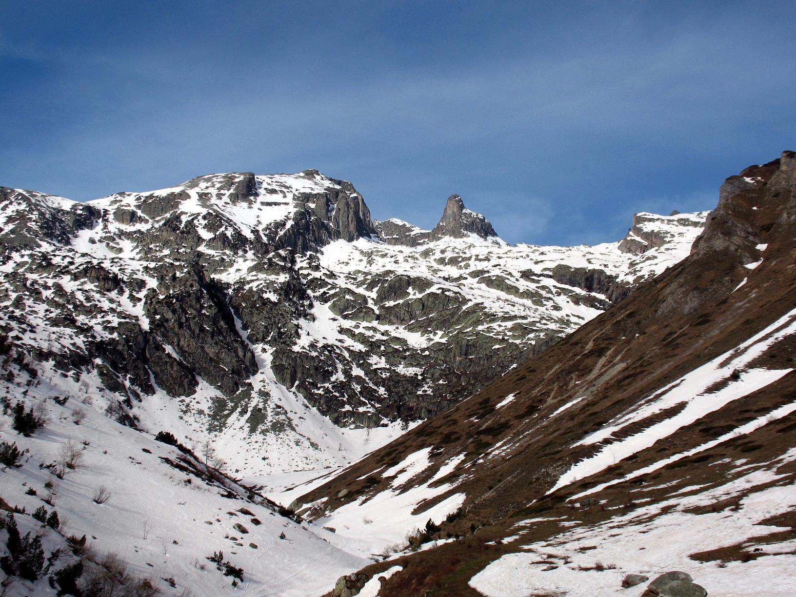 Rocca dell'Abisso e Rocca della Bastera