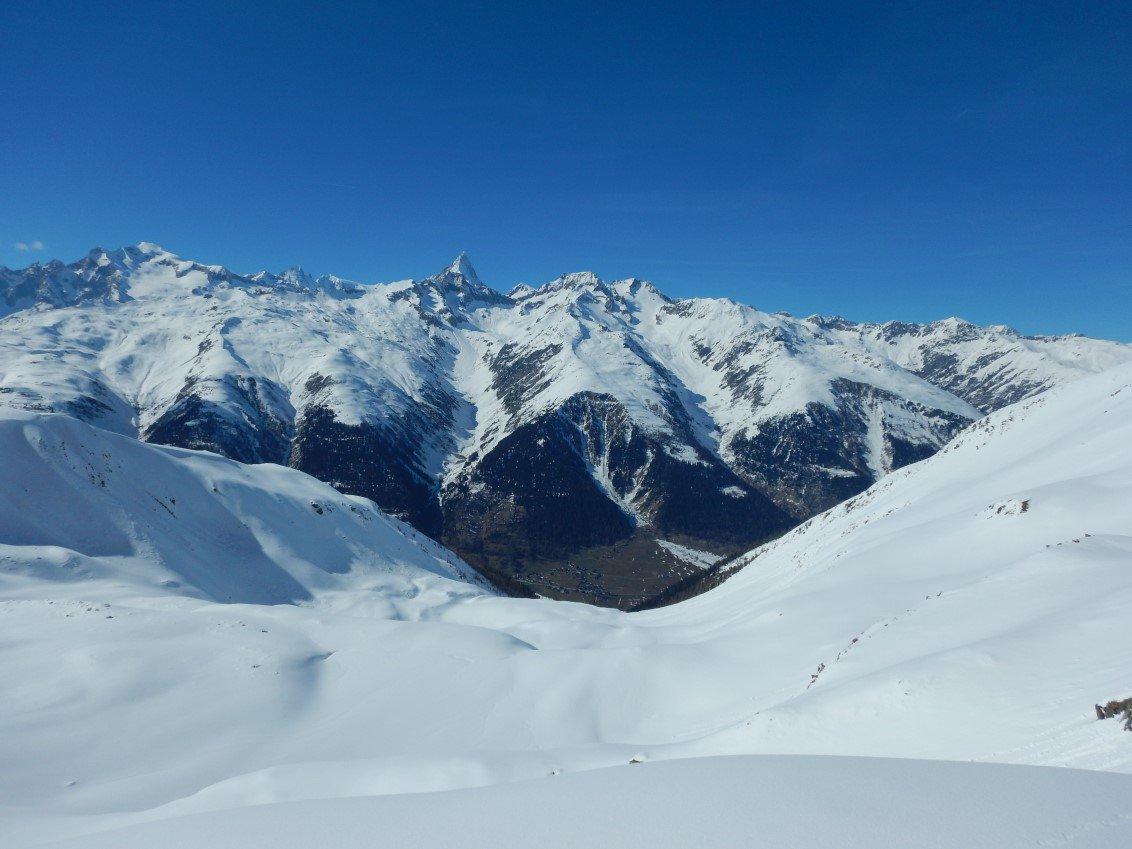 Alcune cime dell'Oberland