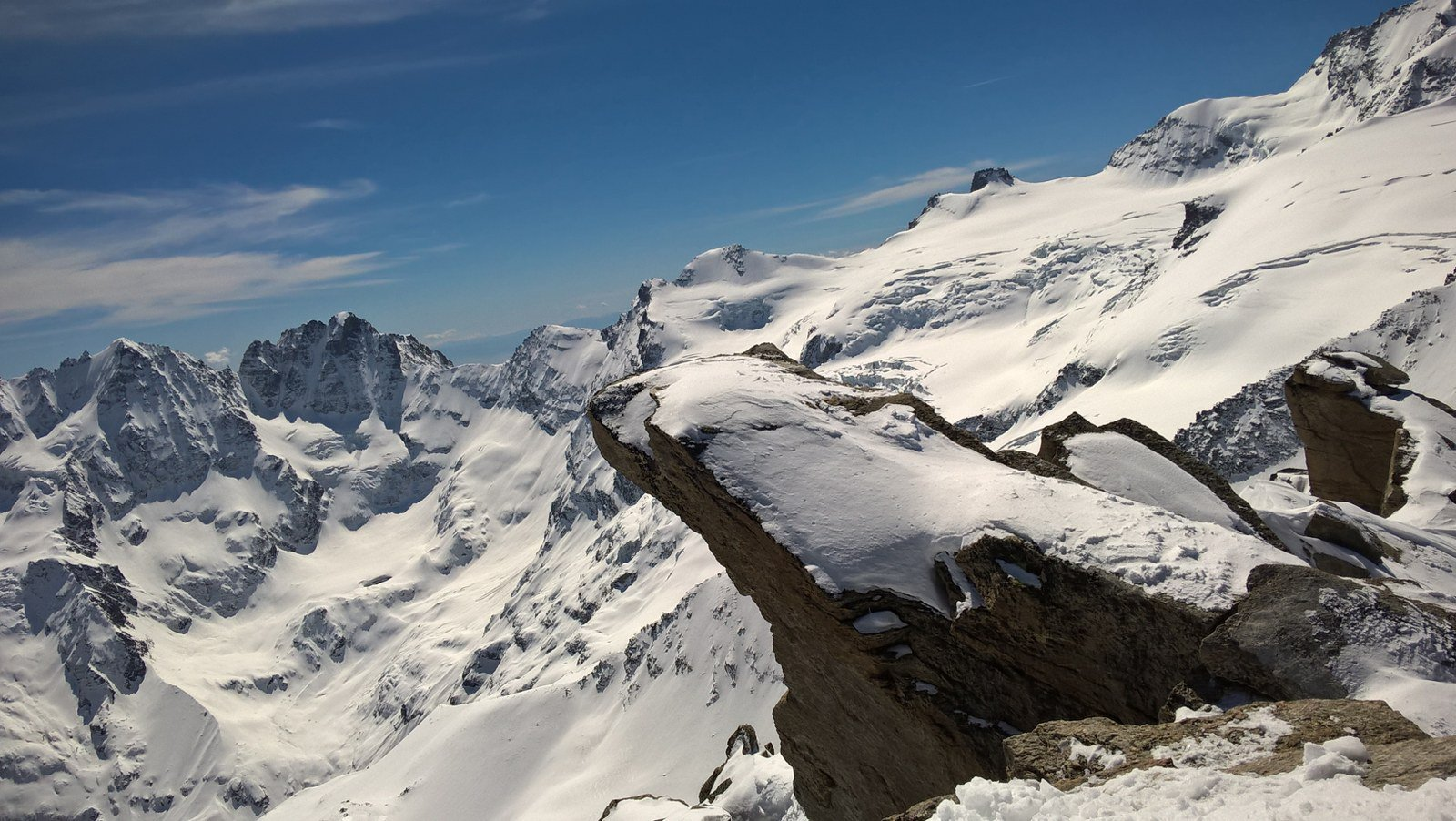 Verso il ghiacciaio della Tribolazione