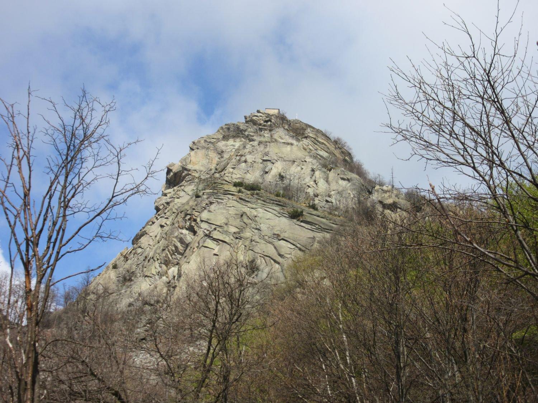 Becca Orientale vista dal Colle della Bessa