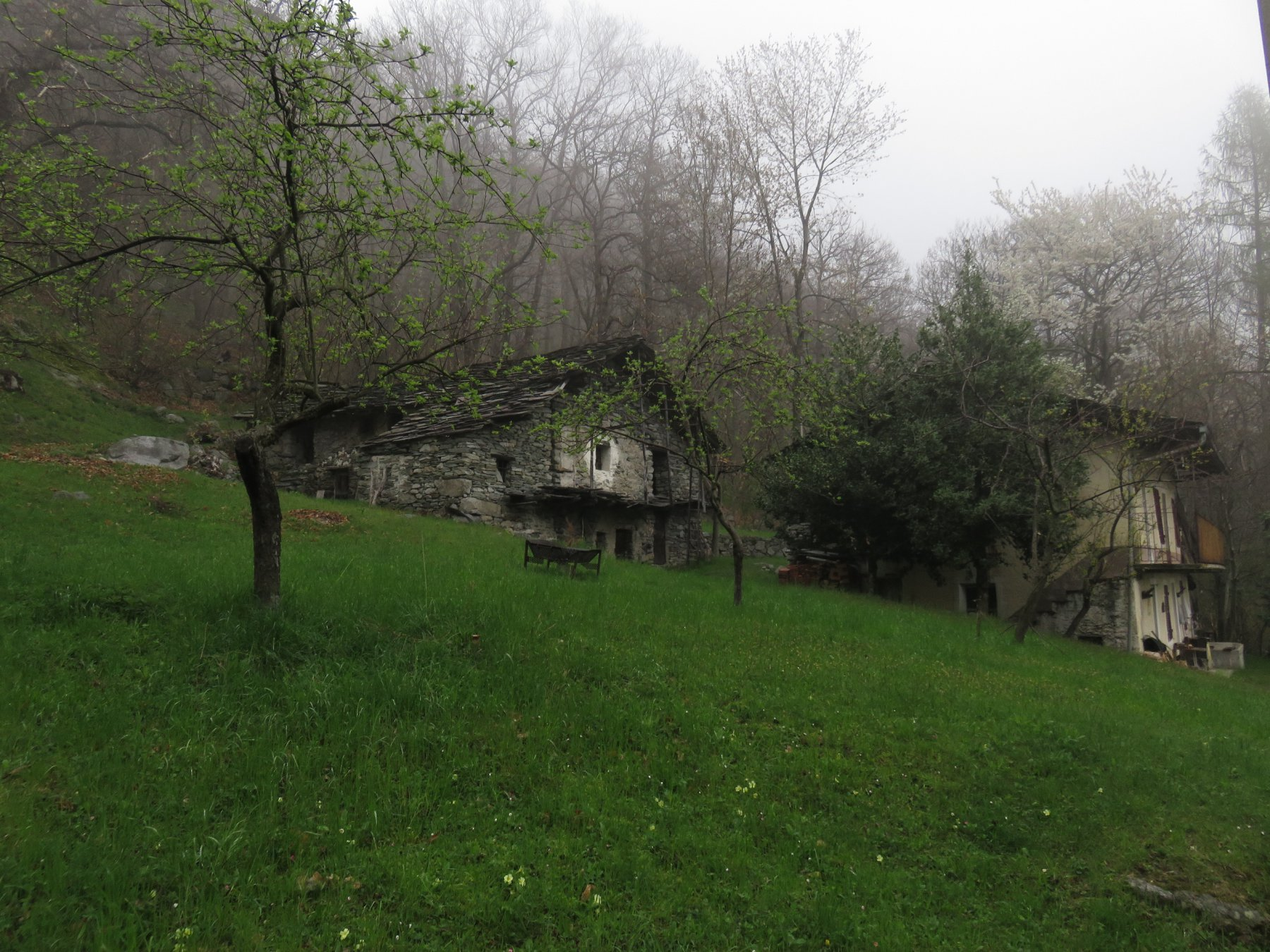 Le case di Derasse