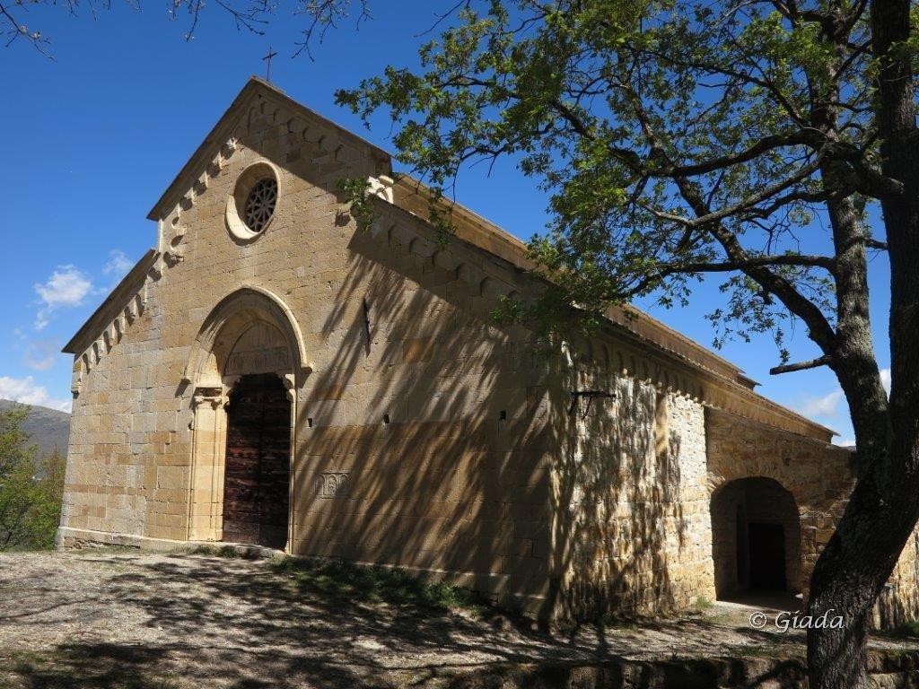 La Chiesa Romanica di Santa Maddalena