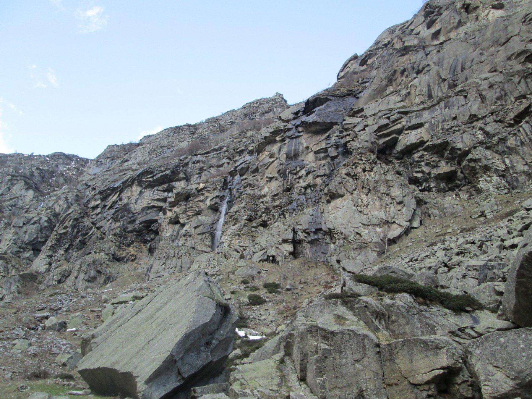 cascata di Gilgamesh