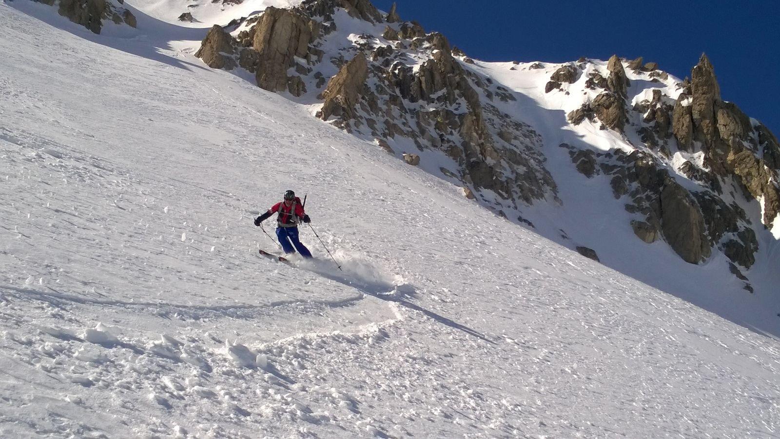 Ski de rève...