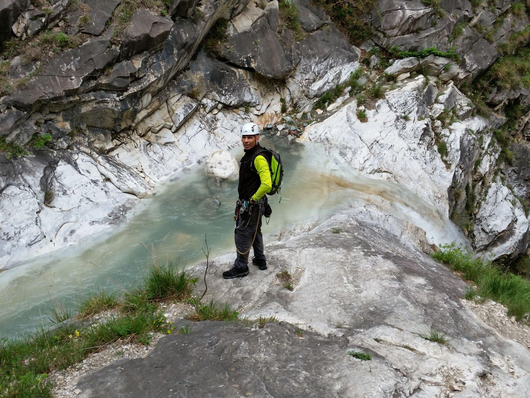 Sopra la cascata