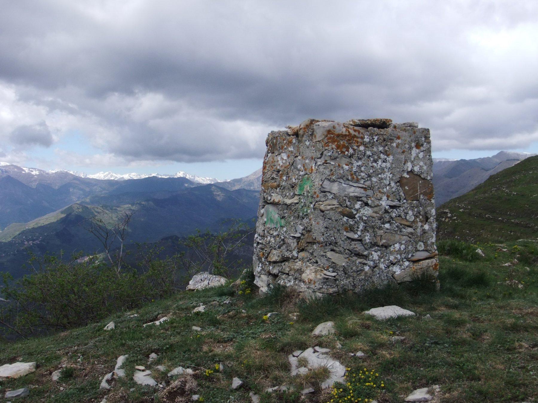 Cima Croce Alpe di Baudo