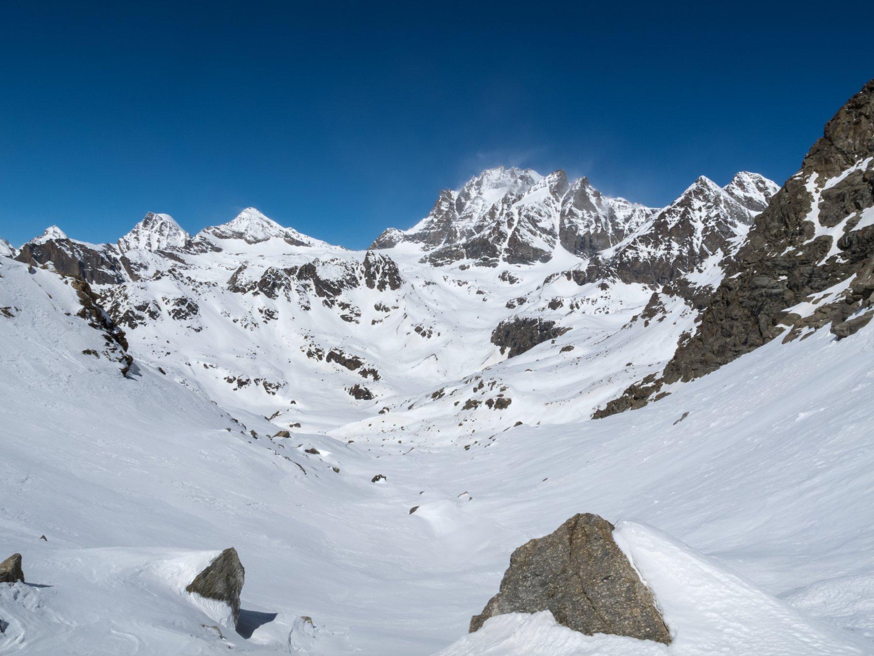 Panorami dal Colle dei Becchi mt.2990...