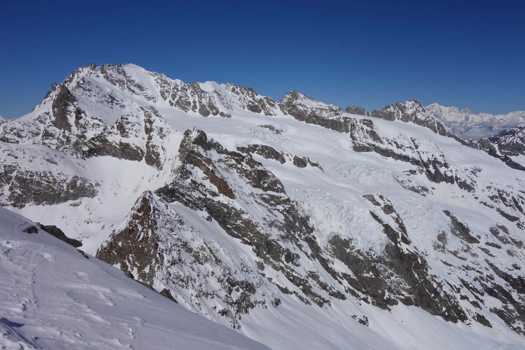 Gran Paradiso e Bianco