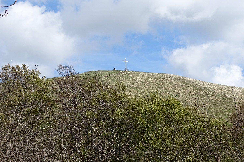 croce in vista