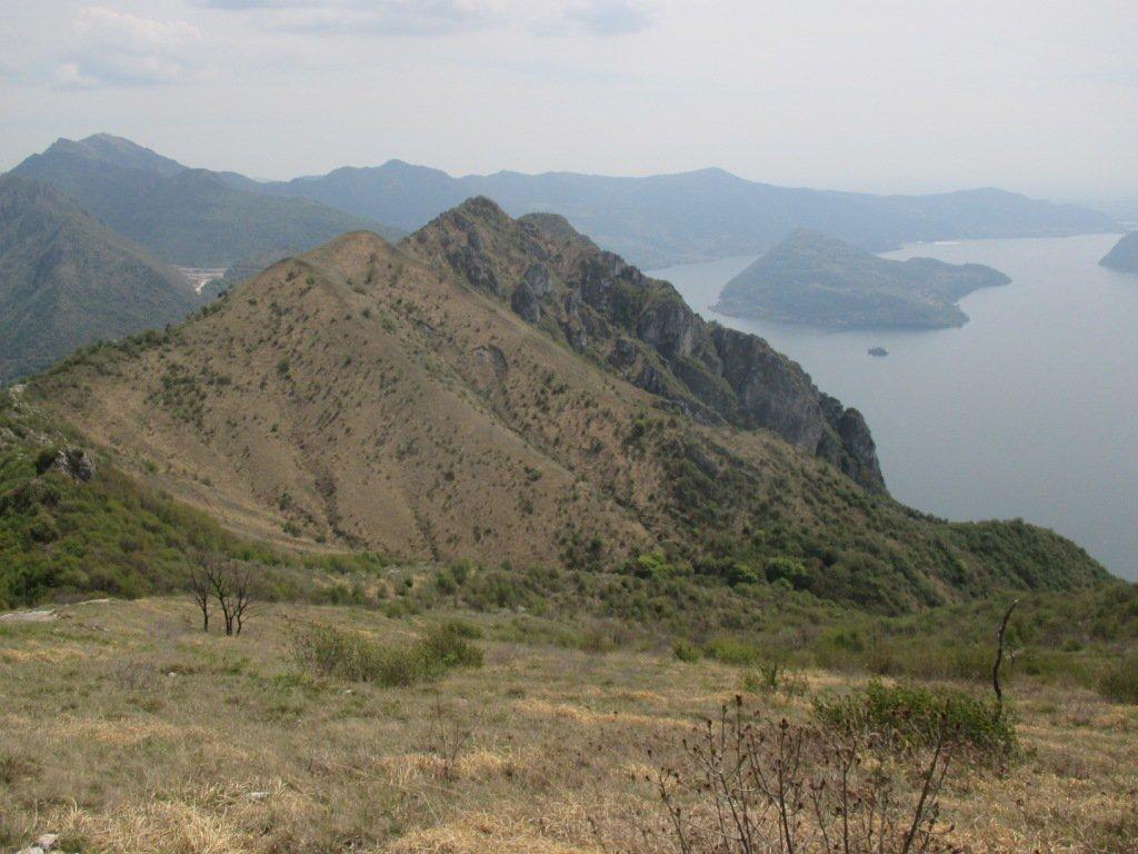 Trentapassi (Corna) da Marone per Punta Cunicolo e Monte Vignole 2016-04-30