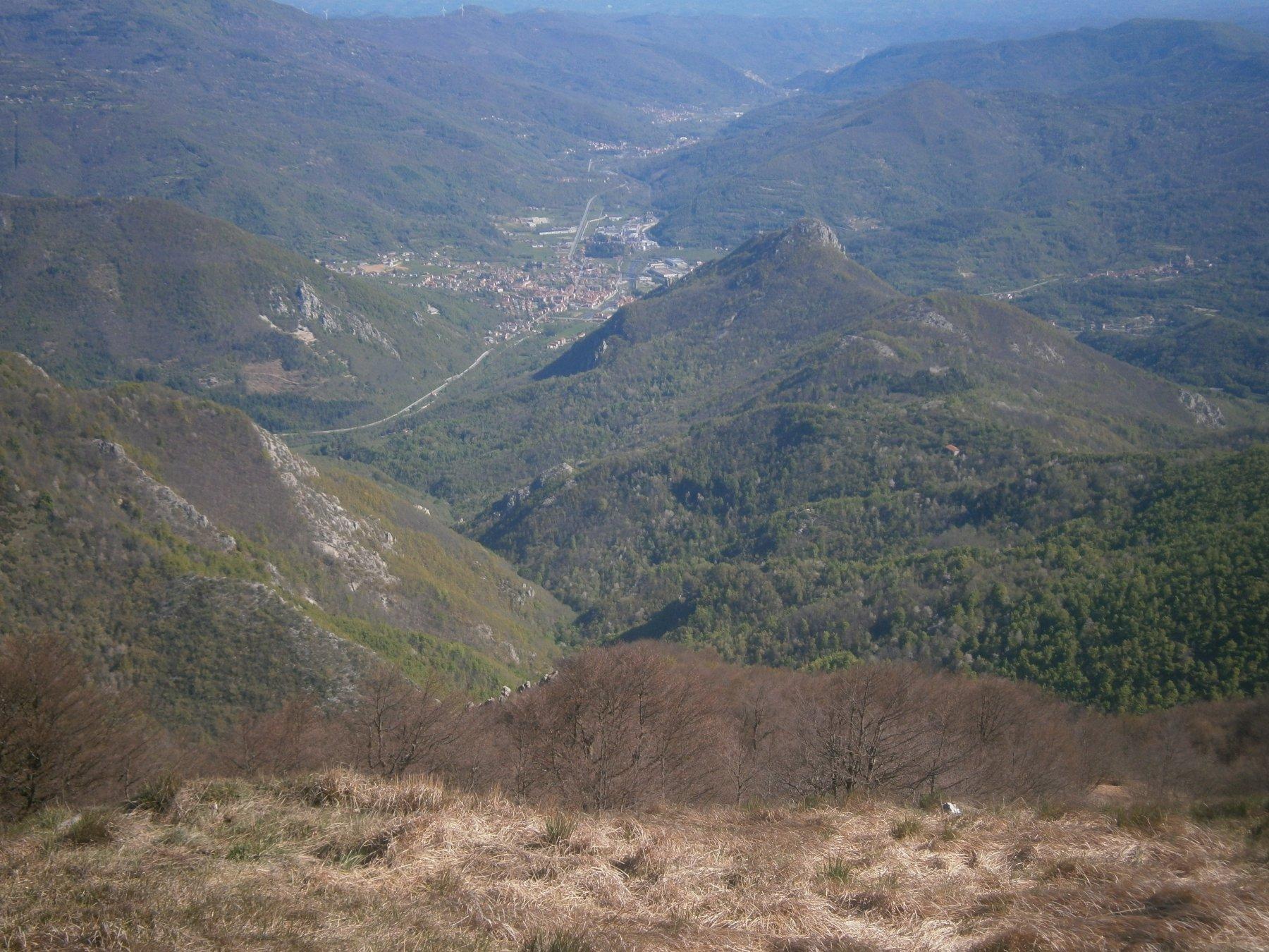 Garessio e la valle Tanaro