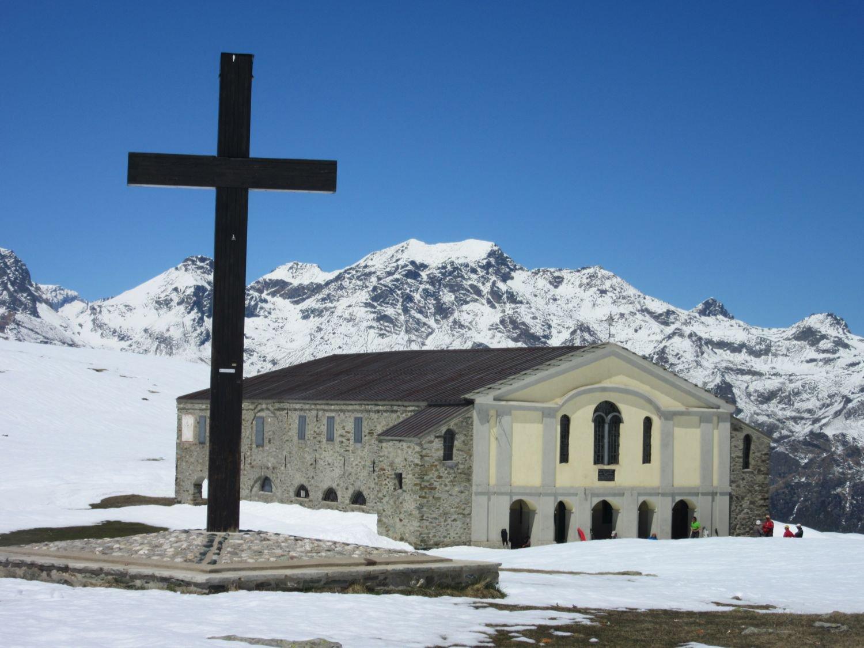 Santuario Madonna degli Angeli al Colle del Colombardo