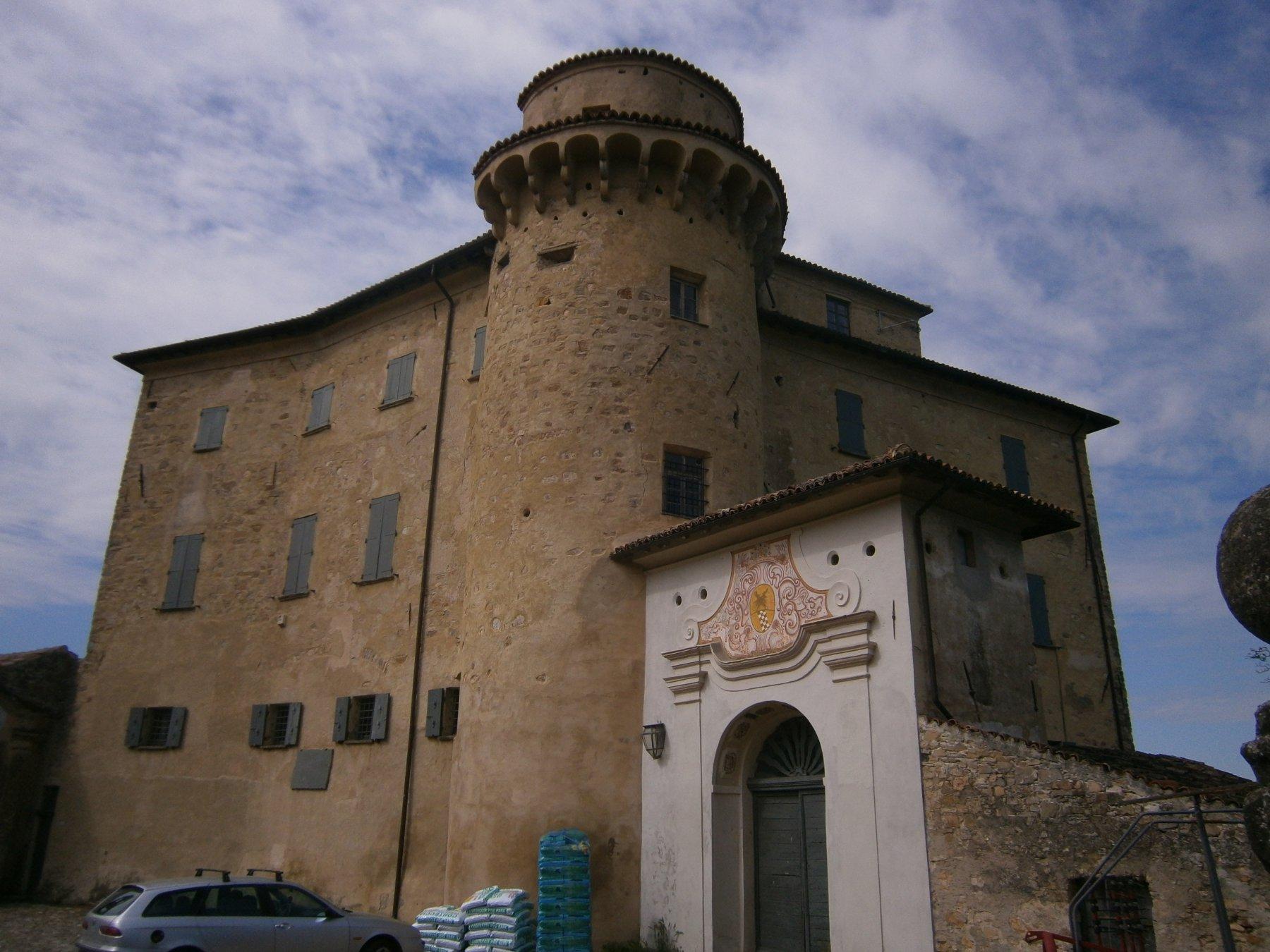 Borgoadorno Castello