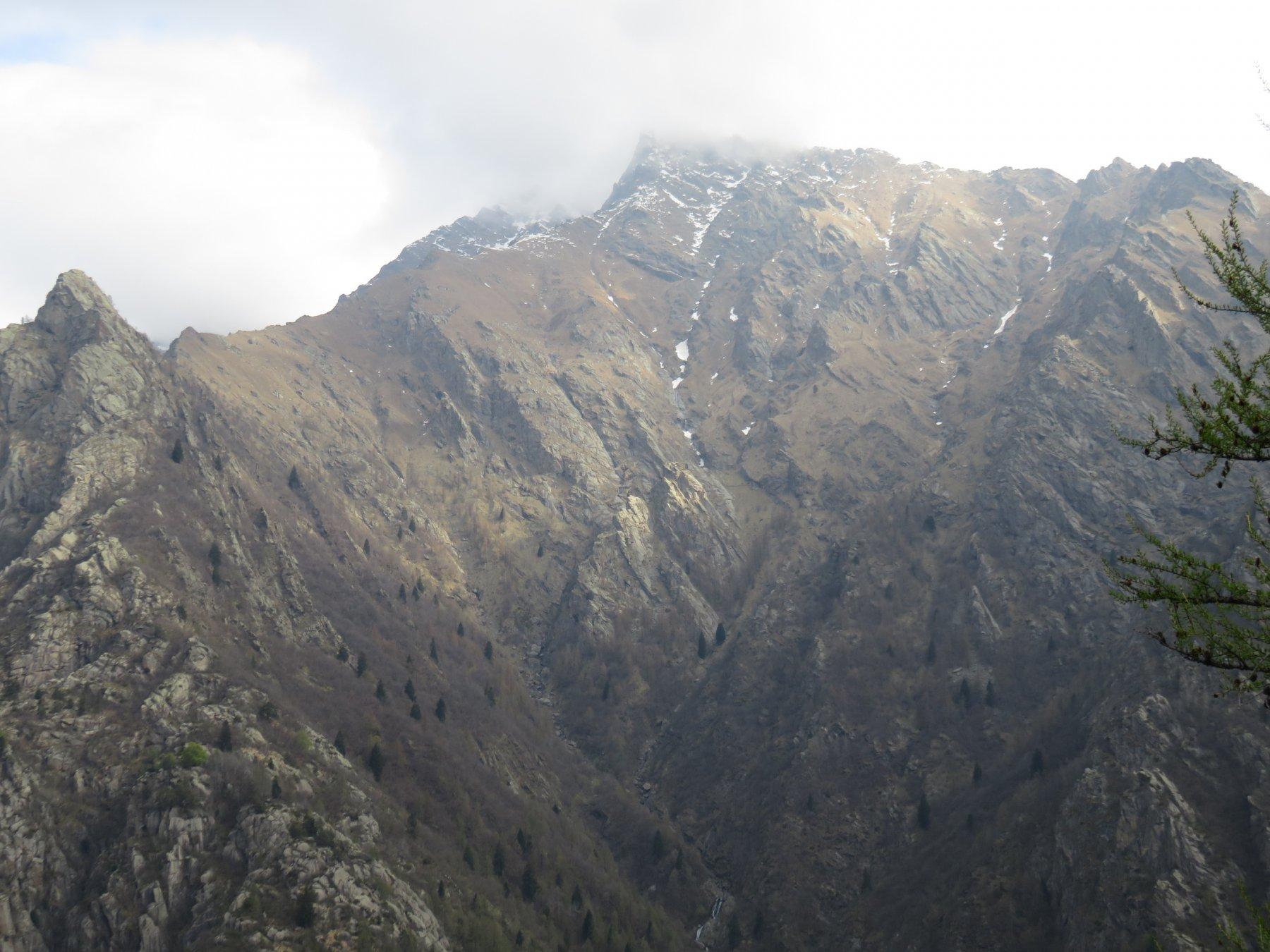 La comba della Cial vista dal Monte di German