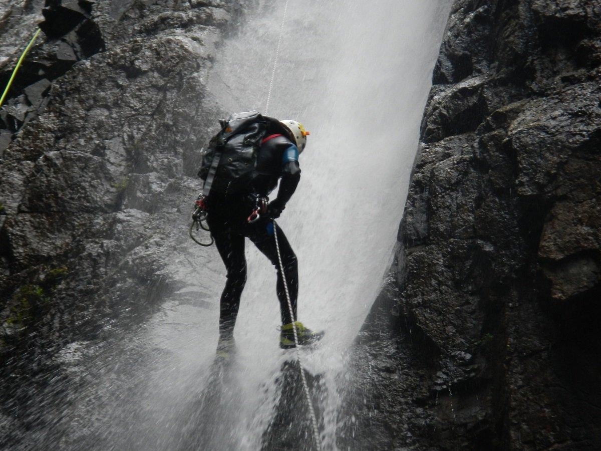 sul cascatone