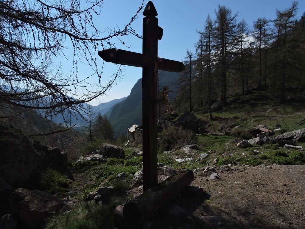 La croce di Cerogne