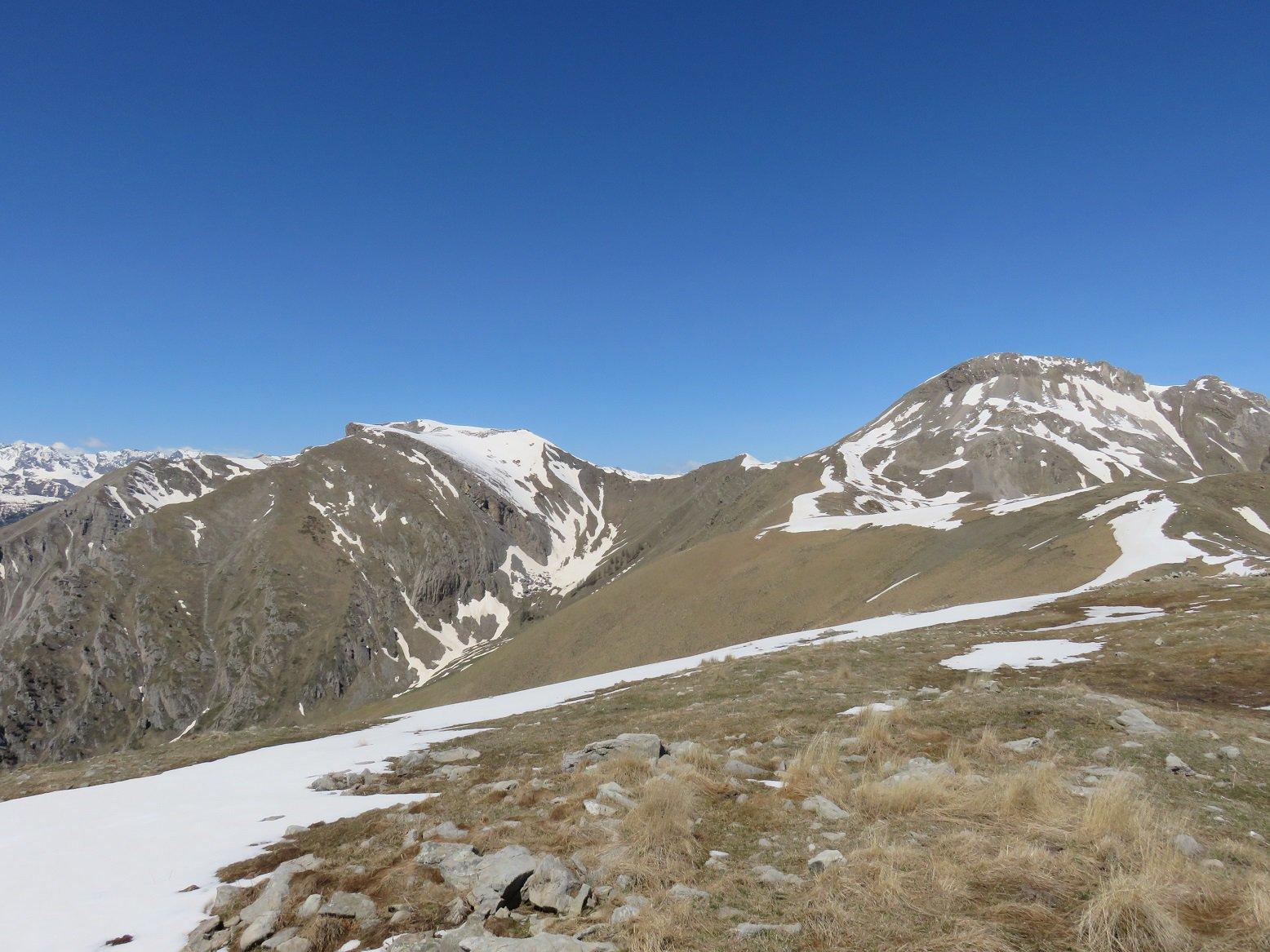 Sul Monte di Vinadio: il Nebius e il Savi