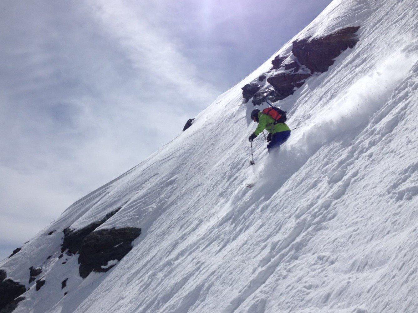 Ski de rève alla corda molle