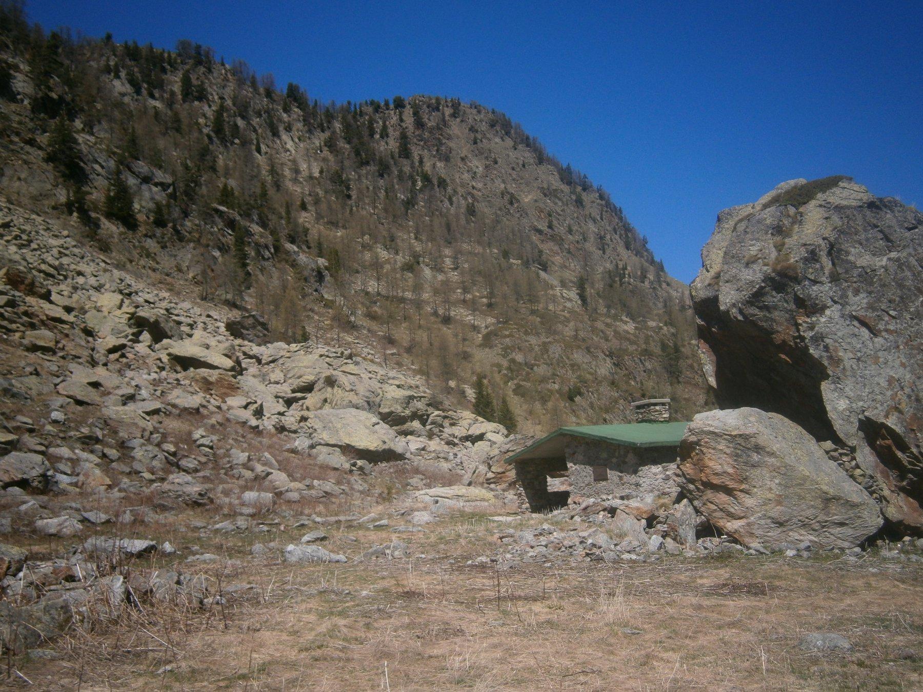 M.Taias dalla capanna di Tesina