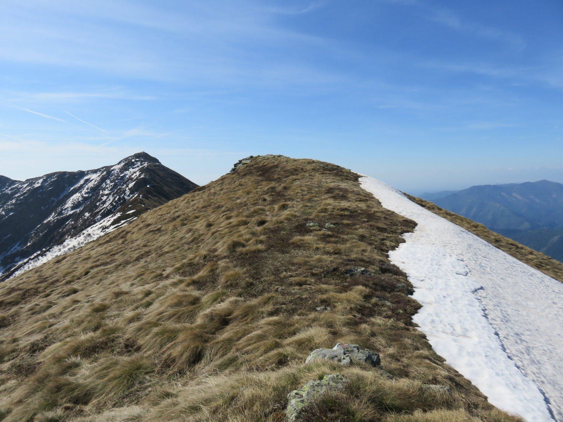 Monte Croass e Monte Vaccarezza