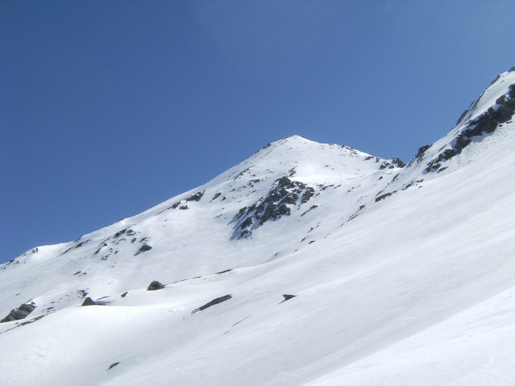 Ramière (Punta) o Bric Froid dalla Val Thuras 2016-05-21