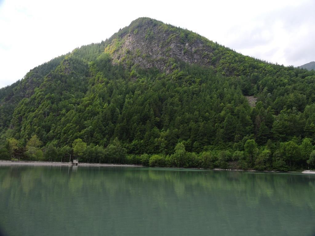 Il Malvicino dal bacino di Villaretto