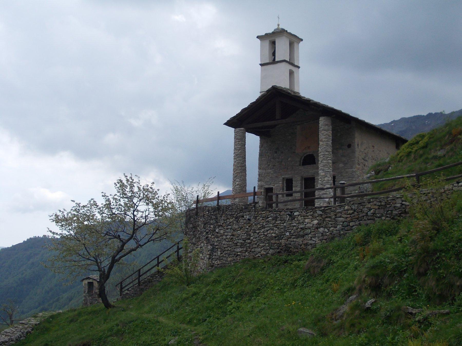 chiesa di S.Vito a Cambrelle