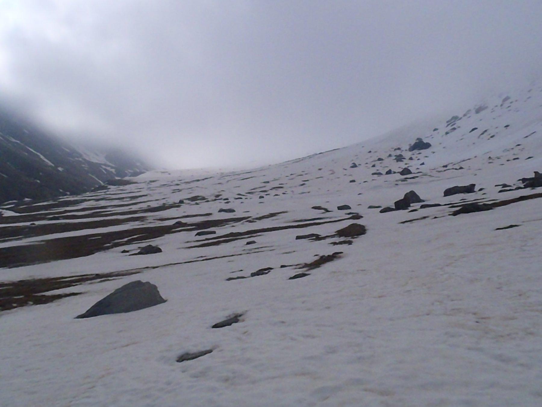inzia la neve