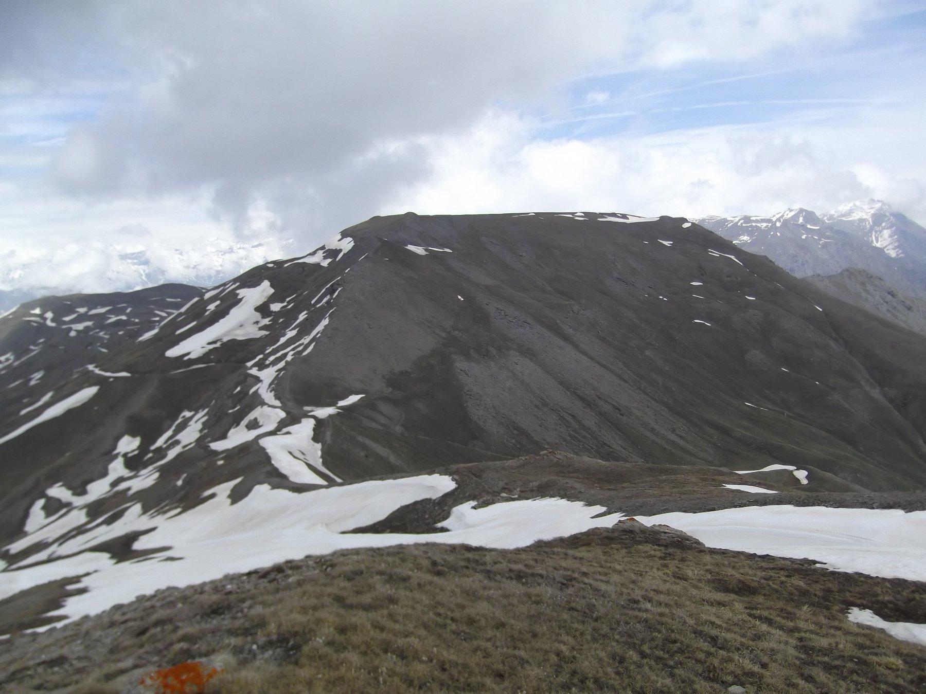 Gran Costa (Monte), Testa dell'Assietta, Monte Blegier da Grand Puy, anello 2016-05-26