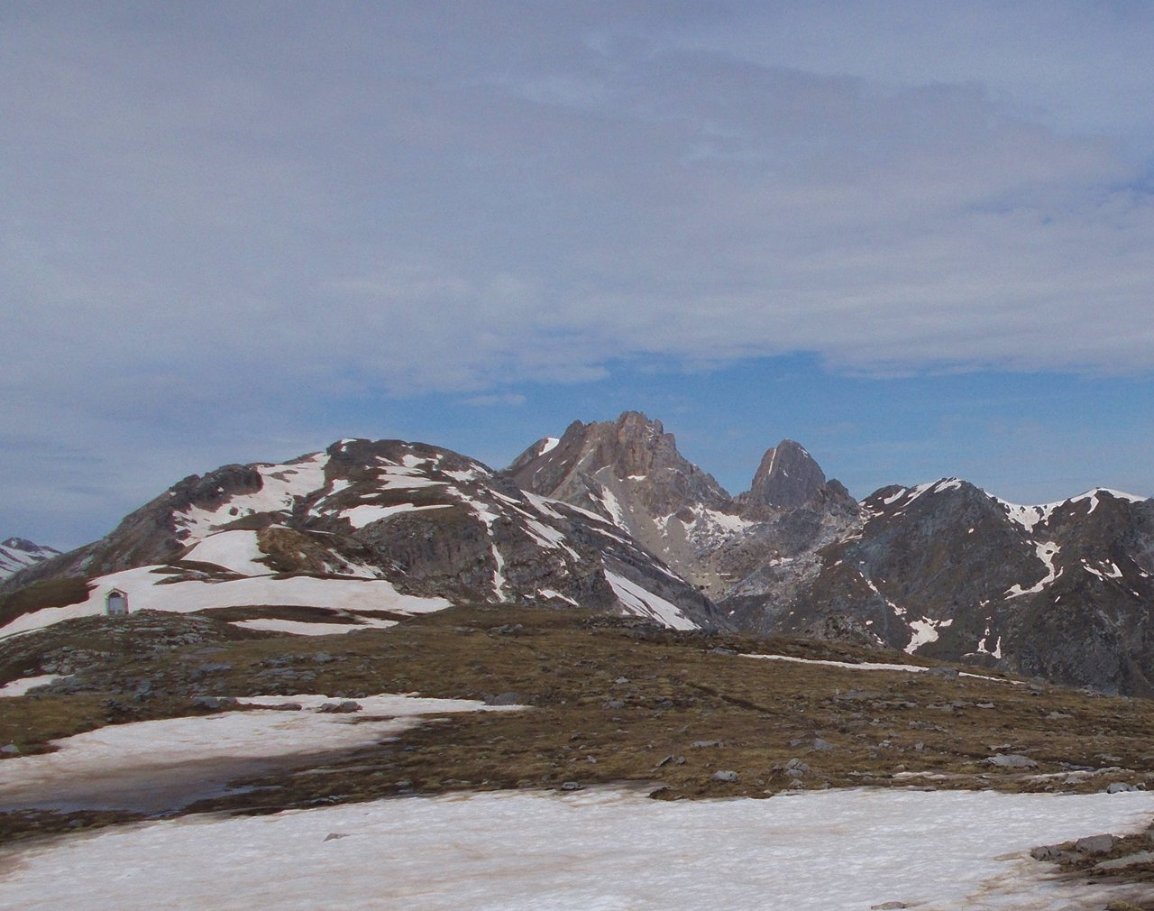 panorama verso Rocca la Meja