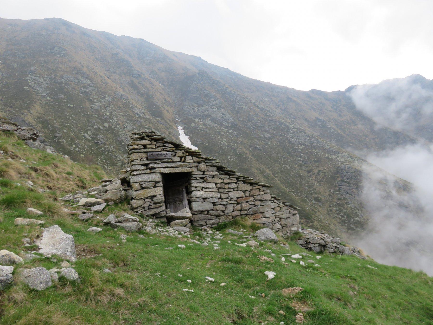 Alpe Praghetta inferiore