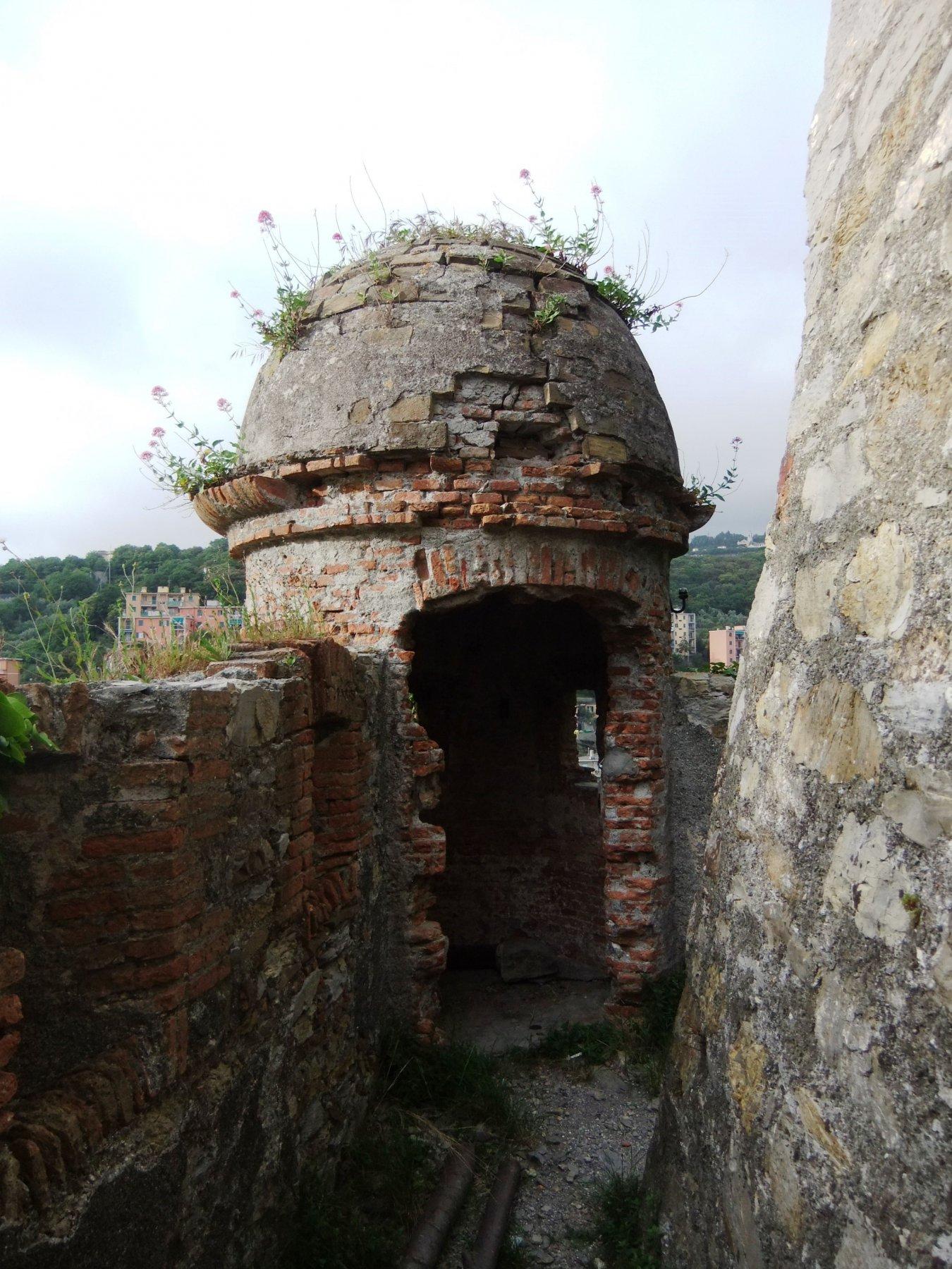 Garitta di Forte Santa Tecla