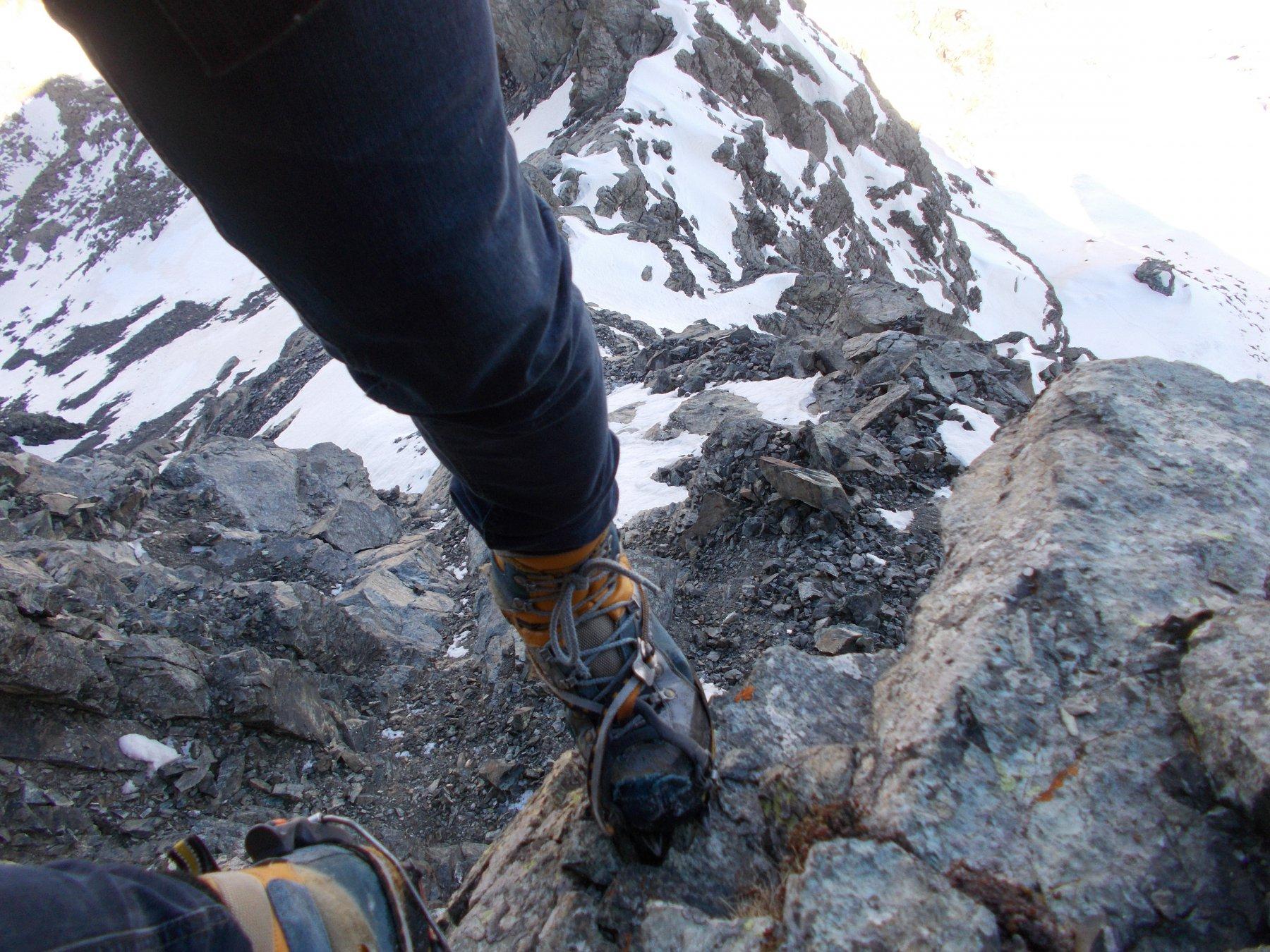 .fuori dal salto..adrenalinico..
