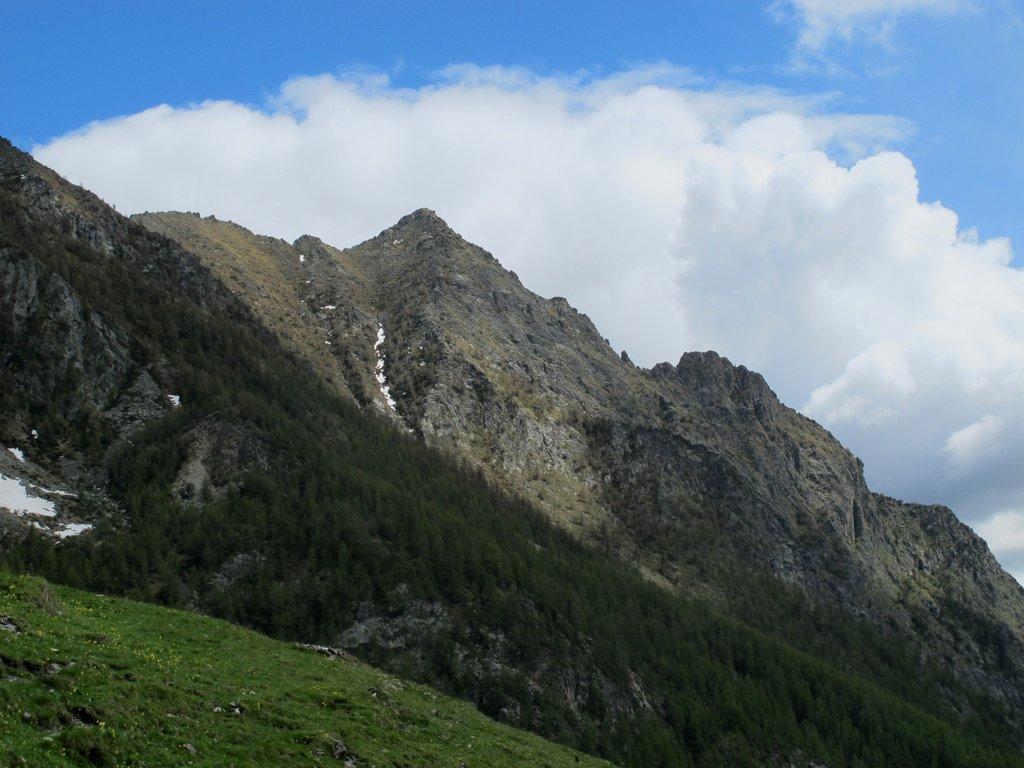 Il Faceballa dall'Alpe Berrio Damon