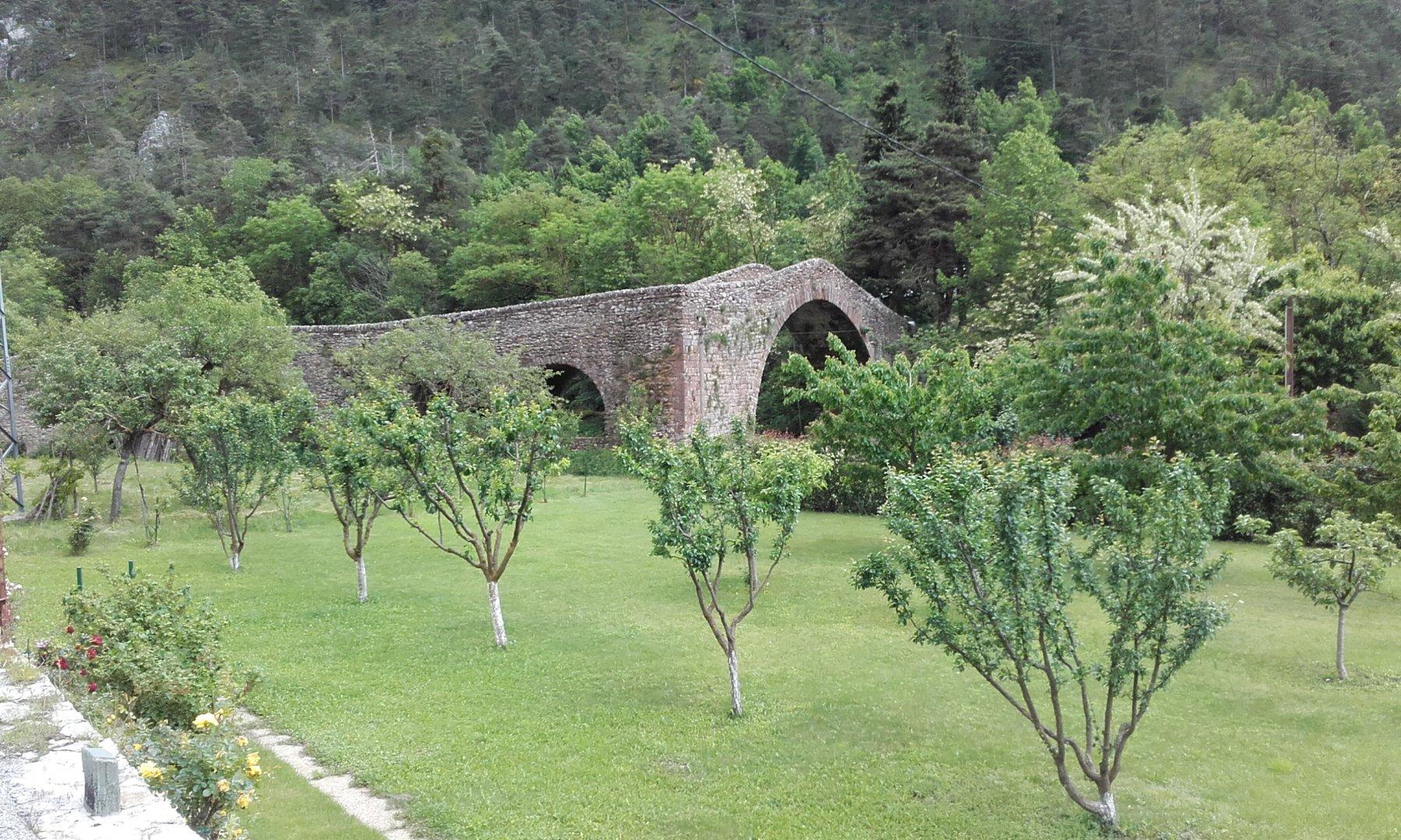 Ponte nei pressi di la Brigue