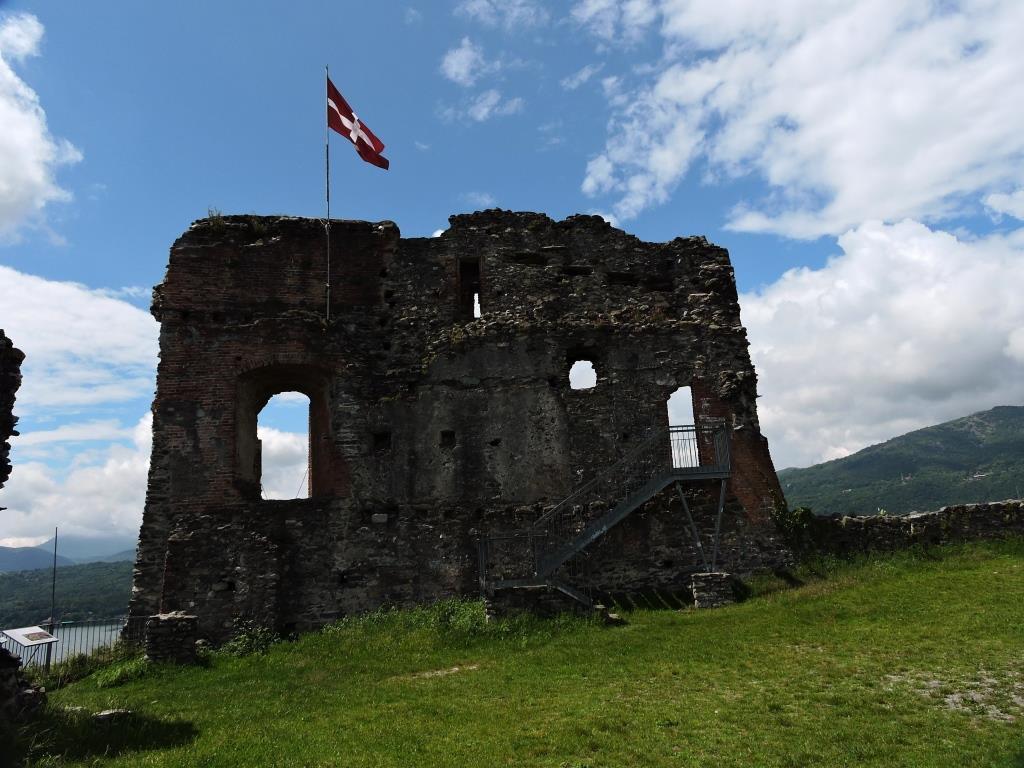 Mura del Castello di Avigliana