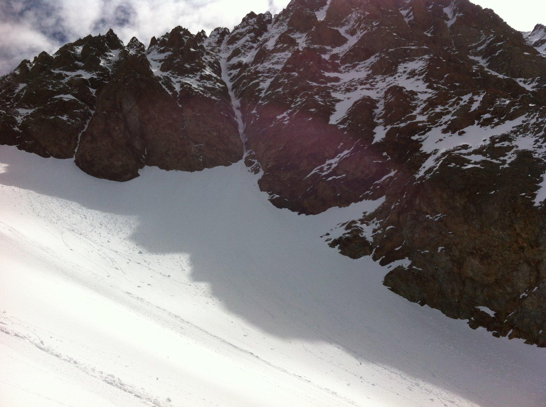 condizioni aig. des Glaciers