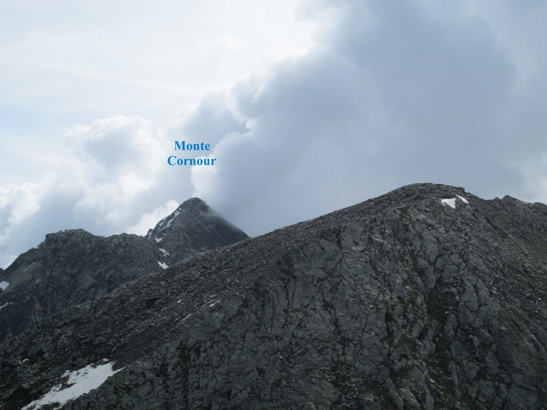 monte Cornour