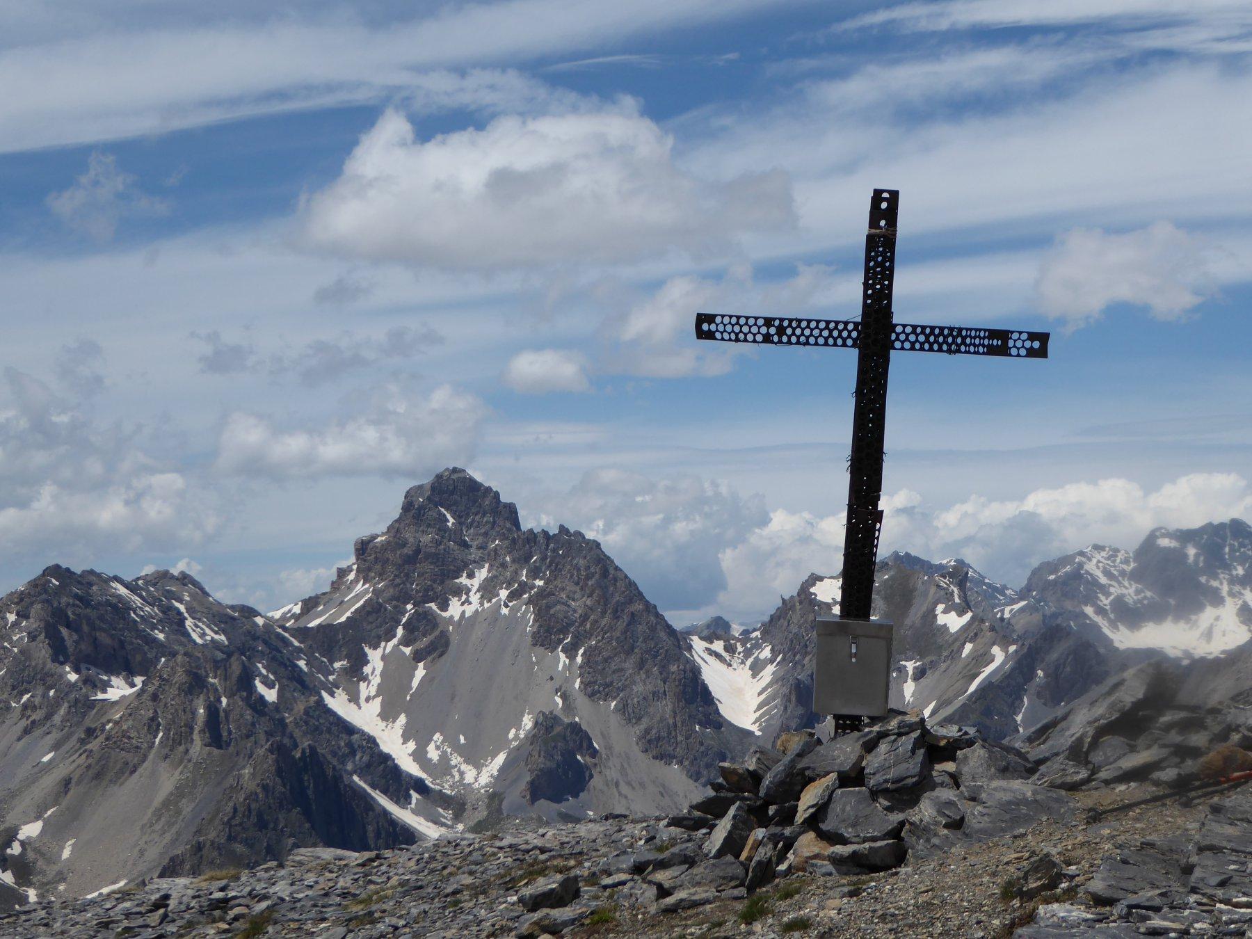Oronaye dalla cima del Cassorso