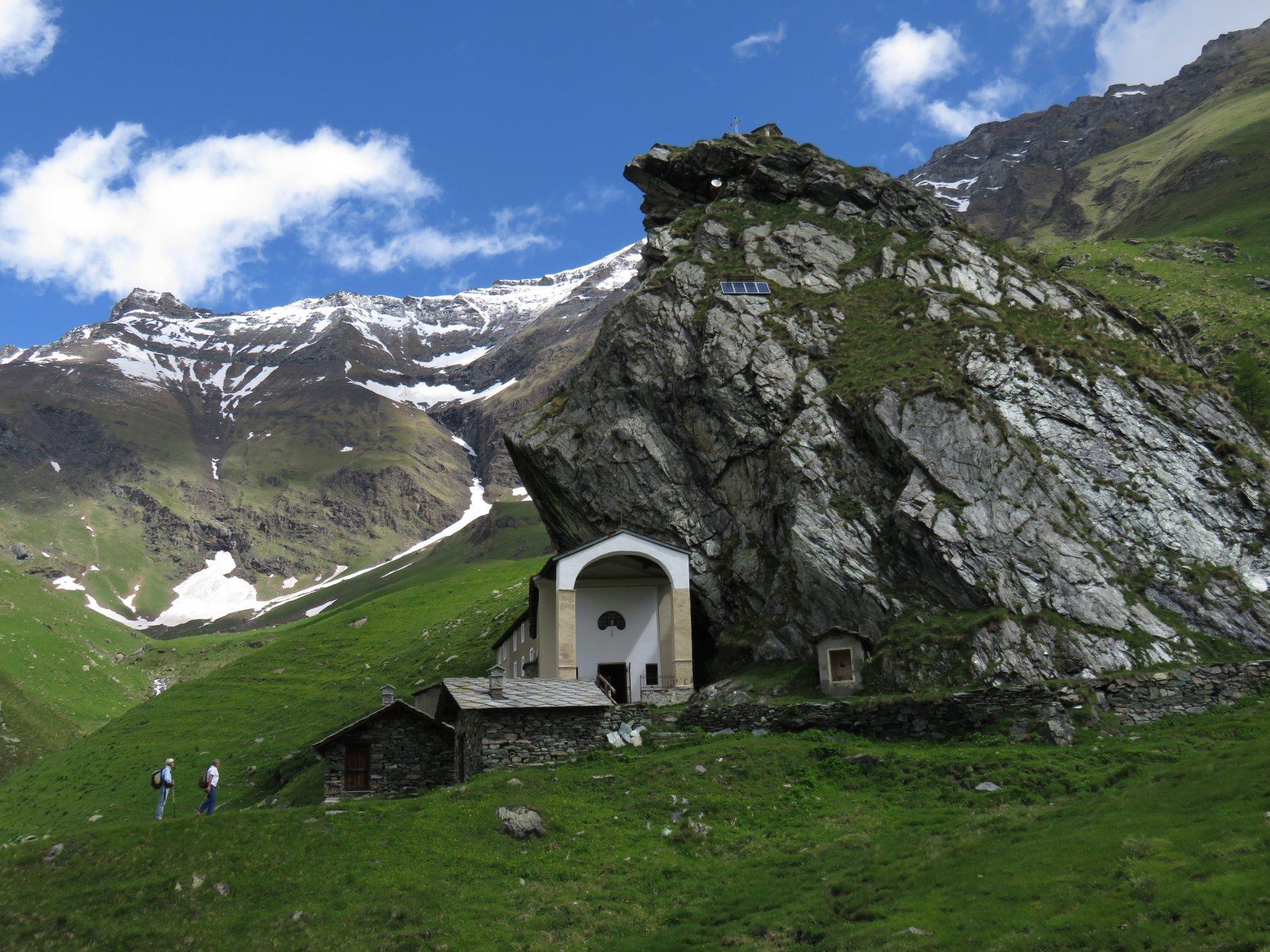 Diavolo (Monte del) e quota 2341 m da Campiglia Soana, anello per San Besso e Colle Balma Arietta 2016-06-17