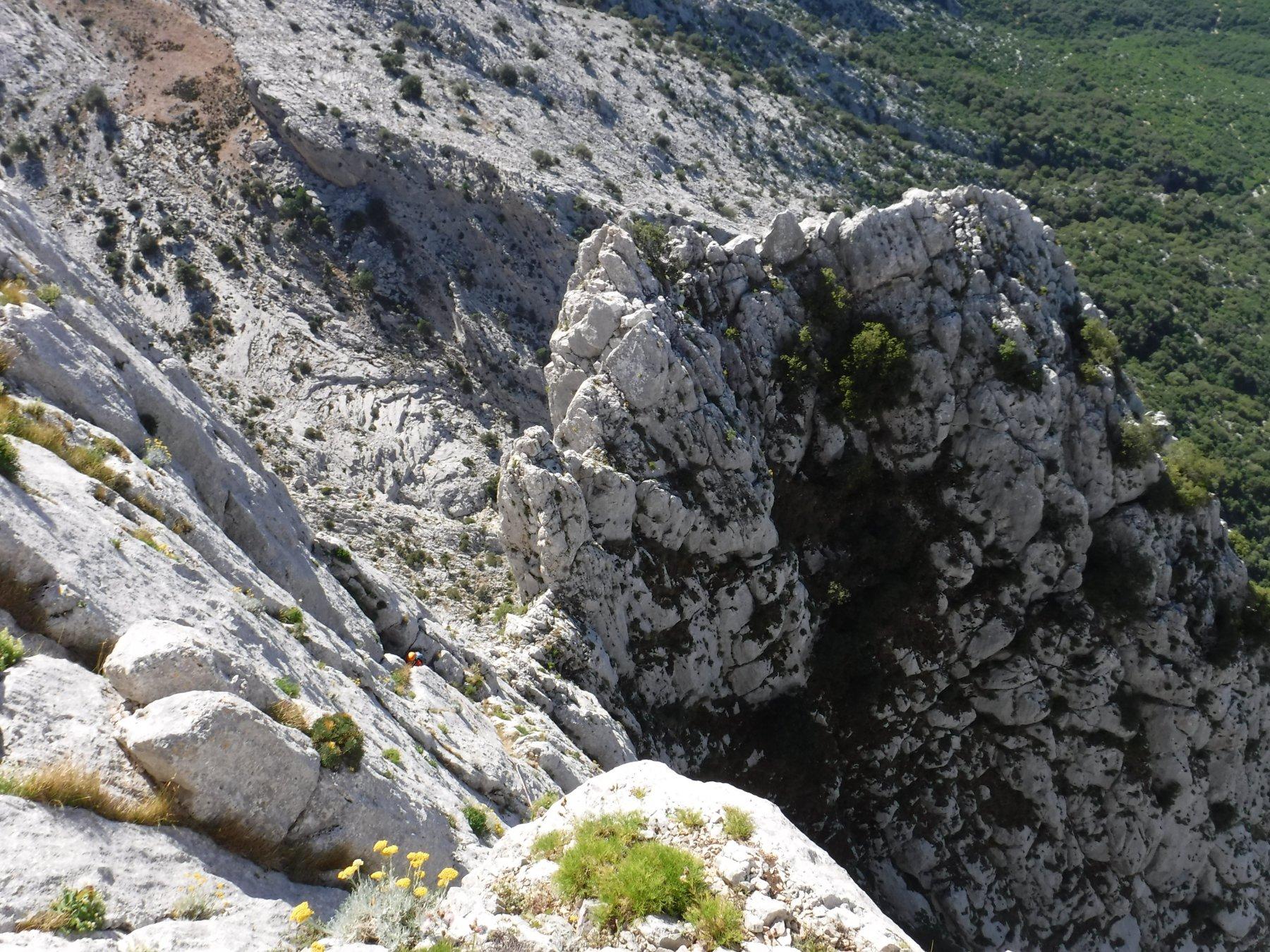 Cusidore (Punta) Via Legione Reale Truppe Leggere 2016-06-21