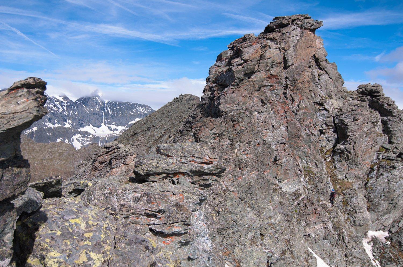 Ovarda (Torre d') Cresta Est e traversata 2016-06-21