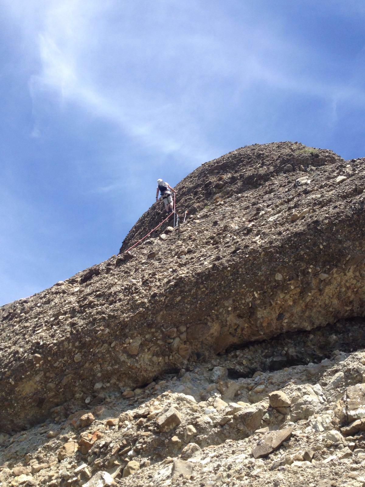 Reopasso (Rocche del) - Biurca Chiaro di Luna 2016-06-21