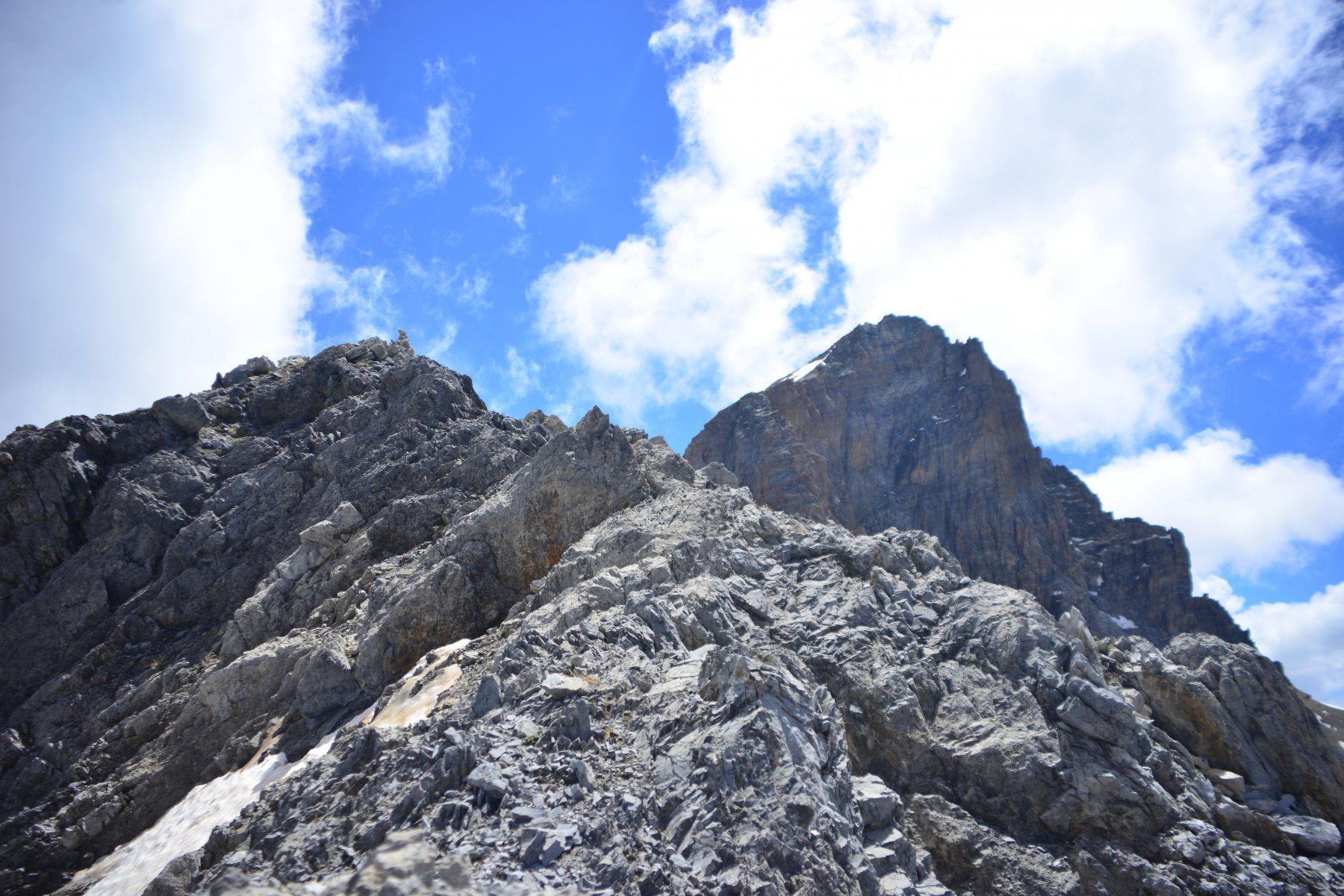 ultima cresta e punta