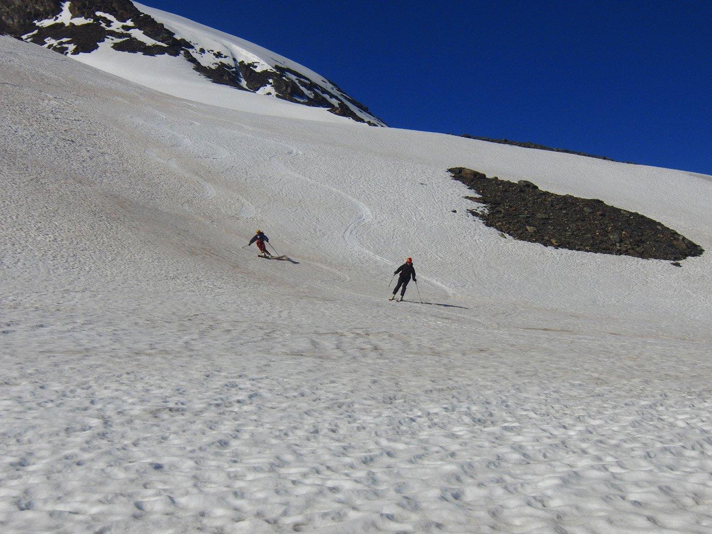 Iseran (Signal de l') Anello Pont de la Neige-Col de l'Iseran-Col Pers 2016-06-25