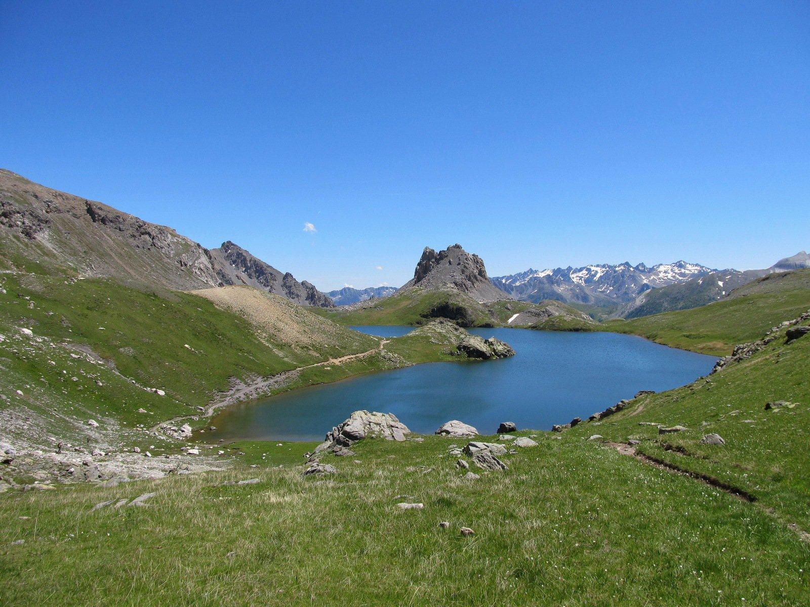 Lago Sup. di Roburent.