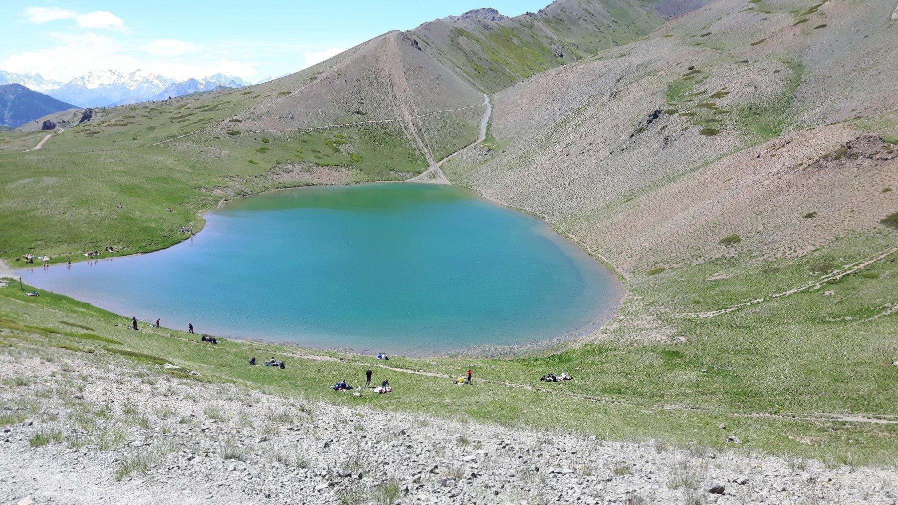 sempre il lago dei sette colori