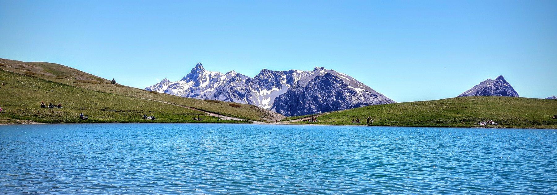 lac Gignoux (dei sette colori)