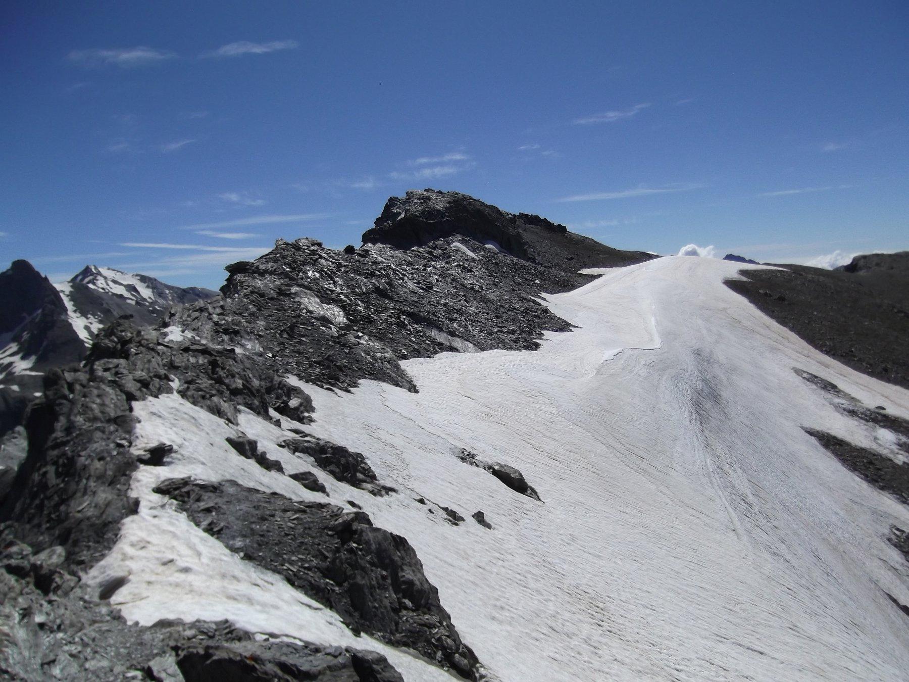 Punta dell'Alp (m.3031).