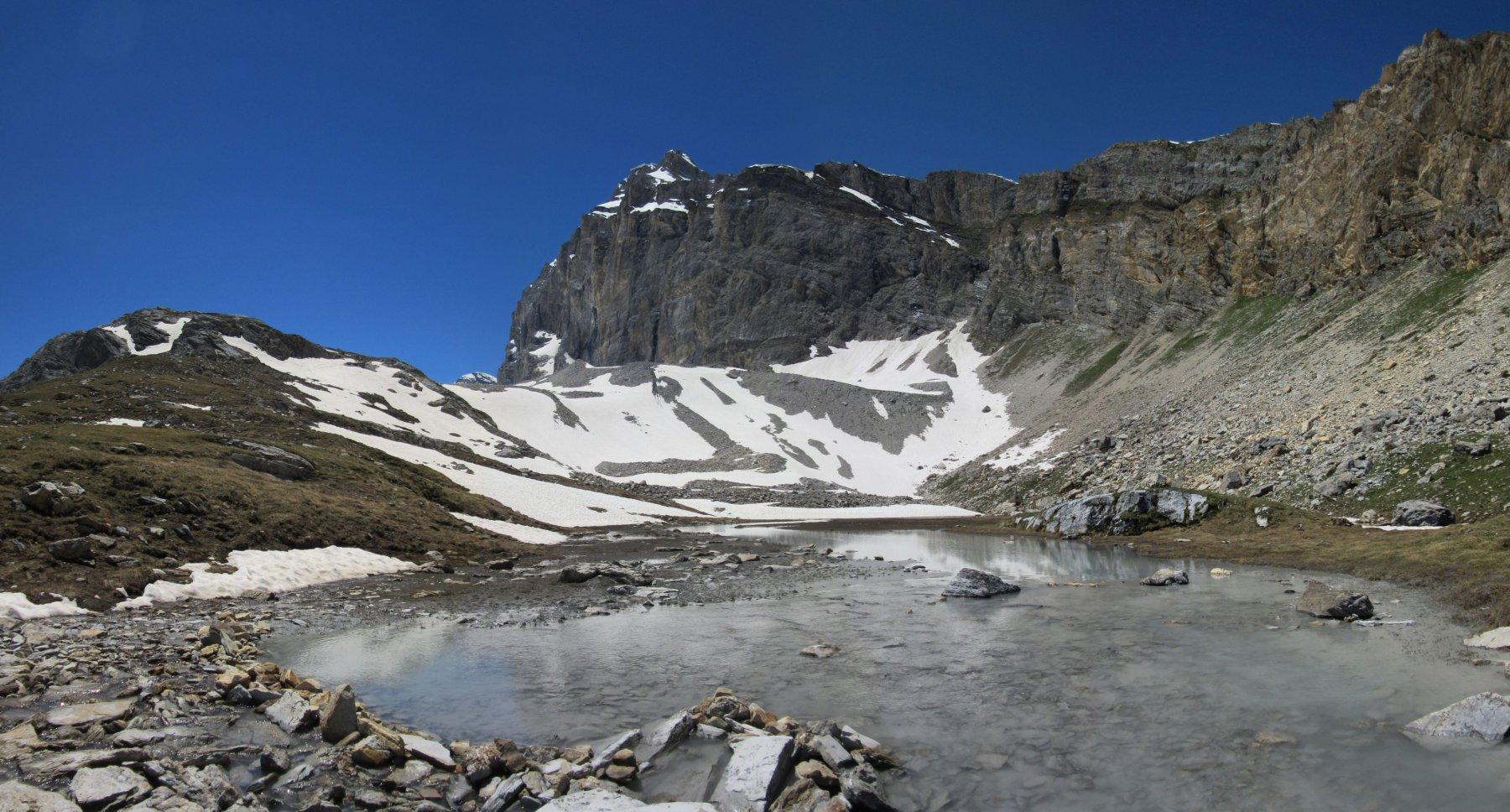 Lago della Granta Parei